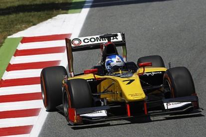 Barcelona GP2: Jolyon Palmer quickest in free practice