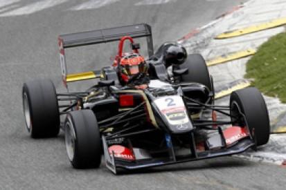 Pau European F3: Esteban Ocon beats Max Verstappen in free practice
