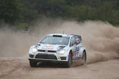 Rally Argentina: Latvala leads from VW team-mate Ogier