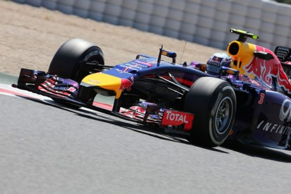 Spanish GP: Daniel Ricciardo frustrated by Mercedes' F1 advantage
