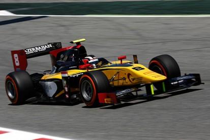 Barcelona GP2: Stephane Richelmi leads all-DAMS front row