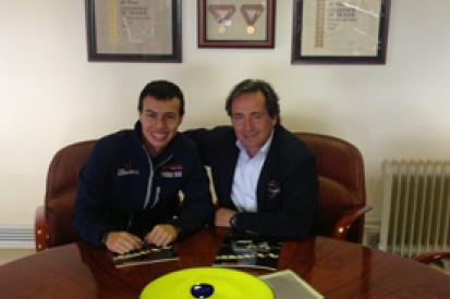 Oscar Tunjo gets Pons Formula Renault 3.5 drive