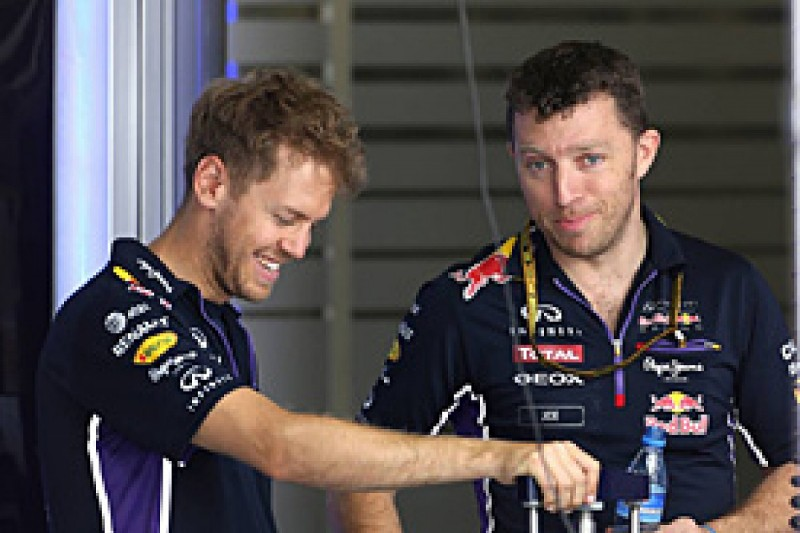 Sebastian Vettel's chassis change prompted by recent F1 form