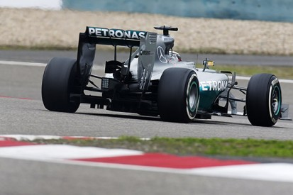 Mercedes to test F1 exhaust set-up aimed at making cars louder
