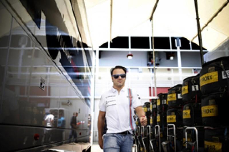 Felipe Massa: Williams better at bringing F1 upgrades than Ferrari