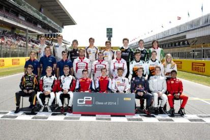 Visser, Mason complete GP3 line-up ahead of season opener
