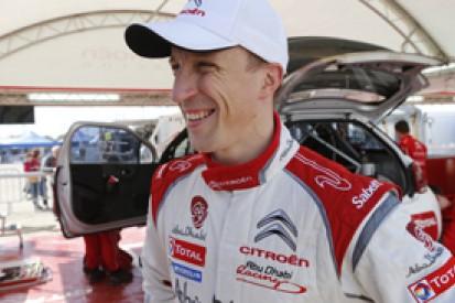 Citroen WRC driver Kris Meeke says confidence now restored