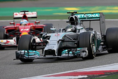 Mercedes thinks Ferrari the biggest threat in F1 title battle