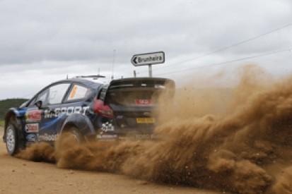 Rally Argentina: M-Sport's Elfyn Evans plans slower pace