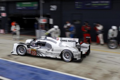 Porsche to test new parts after 919 Hybrid's Spa WEC race issue