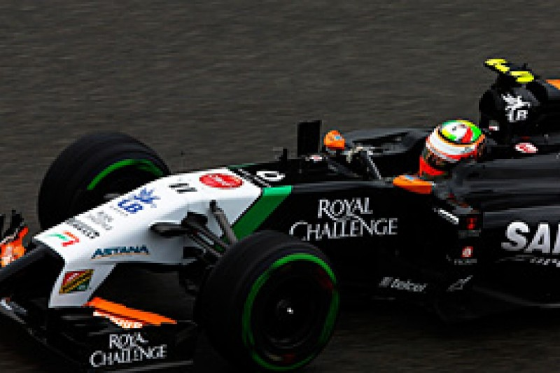 Perez believes Spanish GP progress crucial for Force India F1 team