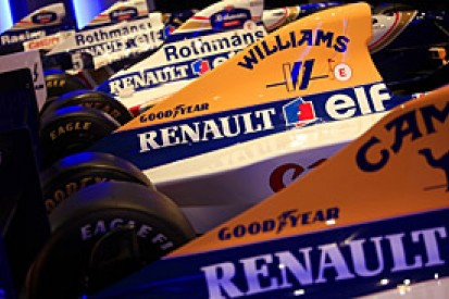 Williams F1 team appoints Dickie Stanford to new historic division