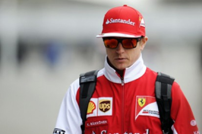Ferrari adamant Kimi Raikkonen's F1 2014 troubles will end soon