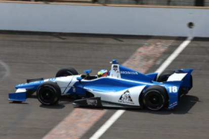 Rookies cleared for Indianapolis 500
