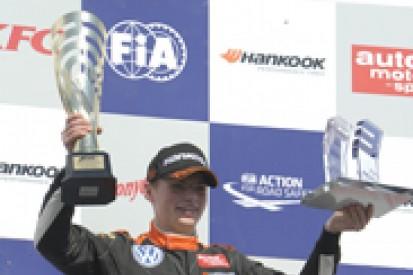 Hockenheim European F3: Max Verstappen takes maiden F3 win