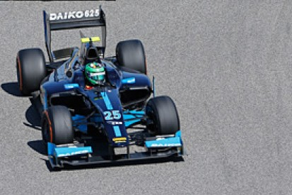 Conor Daly secures full-time GP2 deal with Lazarus GP