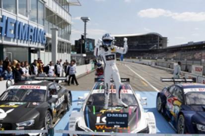 Hockenheim DTM: BMW's Marco Wittmann dominates 2014 opener