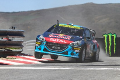 World Rallycross Montalegre: Peugeot's Timerzyanov's win reinstated