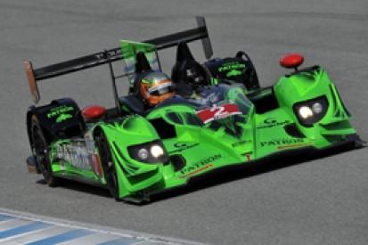 Laguna Seca United SportsCar: ESM gets first pole for an LMP2 car