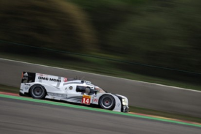 Spa WEC: Marc Lieb and Neel Jani give Porsche 919 Hybrid first pole