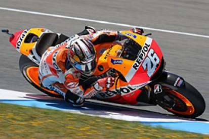 Jerez MotoGP: Dani Pedrosa heads third practice