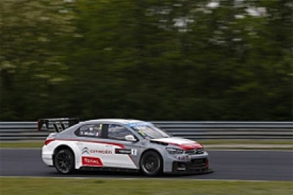 Hungaroring WTCC: Yvan Muller leads Saturday practice