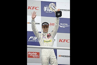 Hockenheim European F3: Lucas Auer cruises to race one win