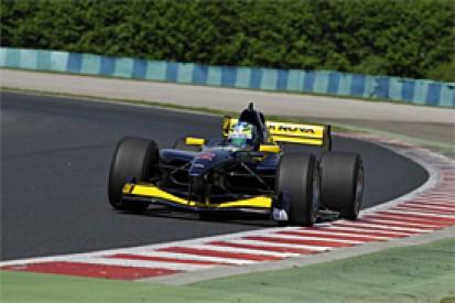 Hungaroring Auto GP: Ghirelli fastest on Auto GP return
