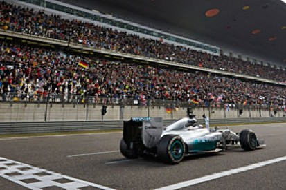 Mercedes F1 team wants increased gap in Spanish GP