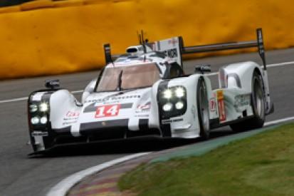 Spa WEC: Porsche heads second Friday practice