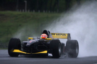 Auto GP Hungaroring: Markus Pommer on pole after rain-hit session