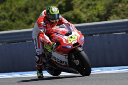 Jerez MotoGP: Cal Crutchlow satisfied he is fit to ride
