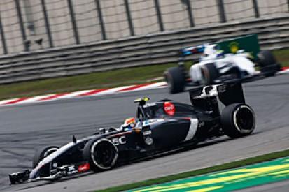 Sauber pins hopes on lightweight F1 car for Spanish GP