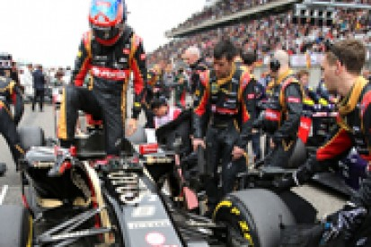 Old car set-up hampered Lotus Formula 1 team, says Romain Grosjean
