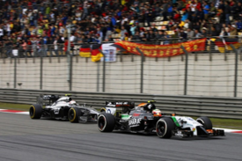 Force India Formula 1 team revelling in McLaren's 2014 struggles