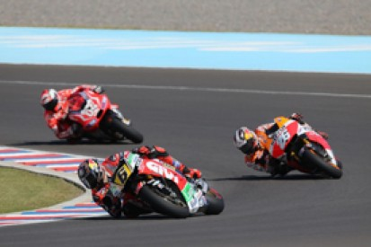 MotoGP riders get increased tyre choice for rest of 2014