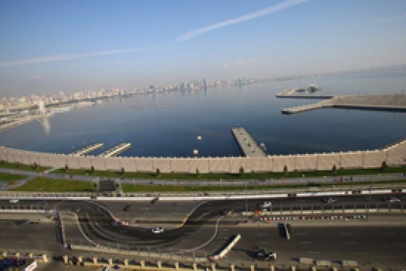 Azerbaijan claims 2016 European Grand Prix Formula 1 deal