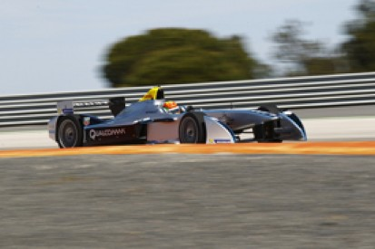Formula E's Spark-Renault cars set to meet delivery schedule