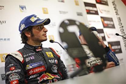 Carlos Sainz Jr thinks early-season advantage in FR3.5 overplayed
