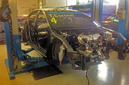 Coronel set to miss Hungary WTCC practice as car is rebuilt