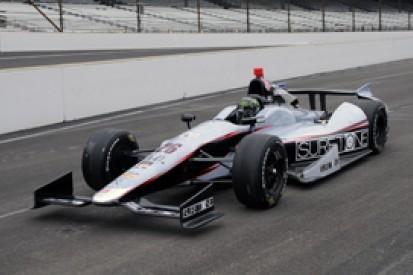 Kurt Busch and Jacques Villeneuve begin Indianapolis 500 build-up