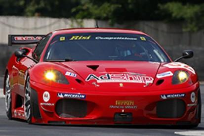 Pierre Kaffer returns to Risi Competizione for Laguna Seca USC race