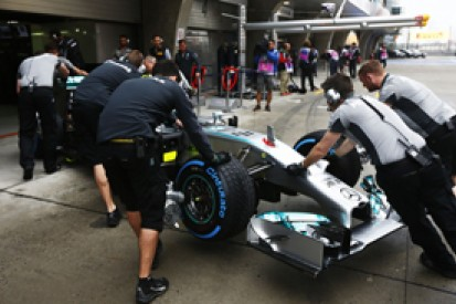 Lewis Hamilton: restricted Formula 1 practice running bad for fans
