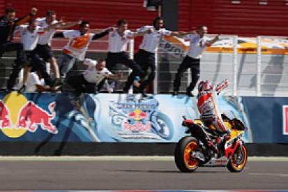 Marquez not getting complacent despite great start to MotoGP season