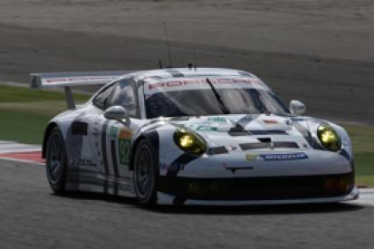 WEC GTE Pro: Porsche pegged back, weight break for Aston Martin