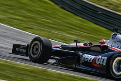 Barber IndyCar: Will Power beats James Hinchcliffe to pole