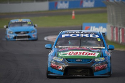 Pukekohe V8 Supercars: Mark Winterbottom wins race four