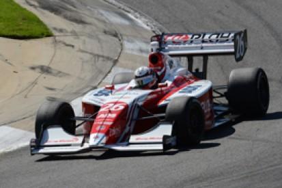 Barber Indy Lights: Zach Veach takes pole position