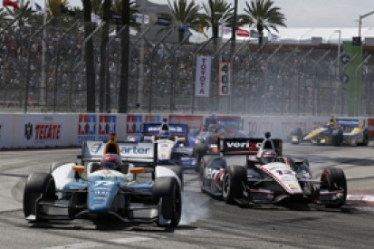 IndyCar issues points penalties to both Chevrolet and Honda