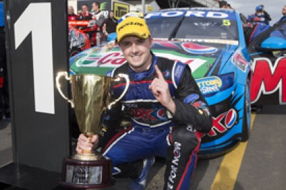 Pukekohe V8 Supercars: Mark Winterbottom bounces back with victory